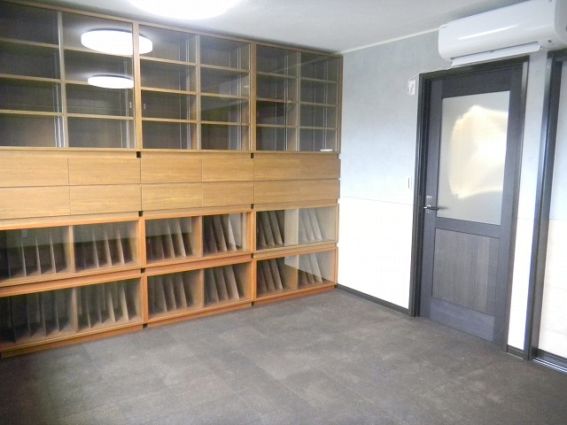 K邸 オリジナル家具設置