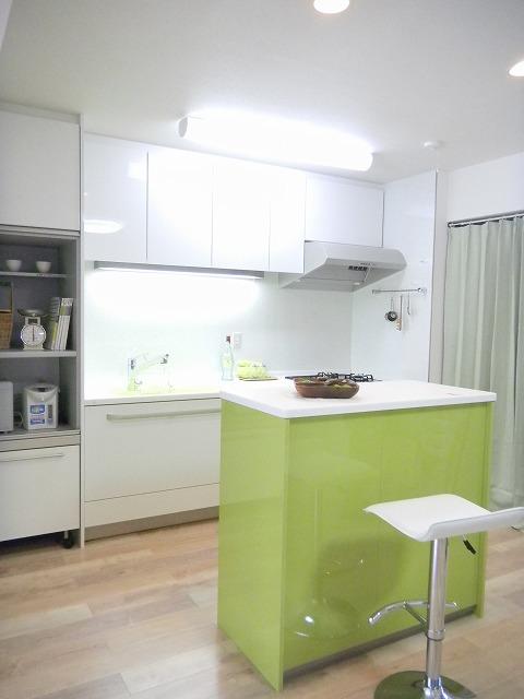 K邸 キッチン工事