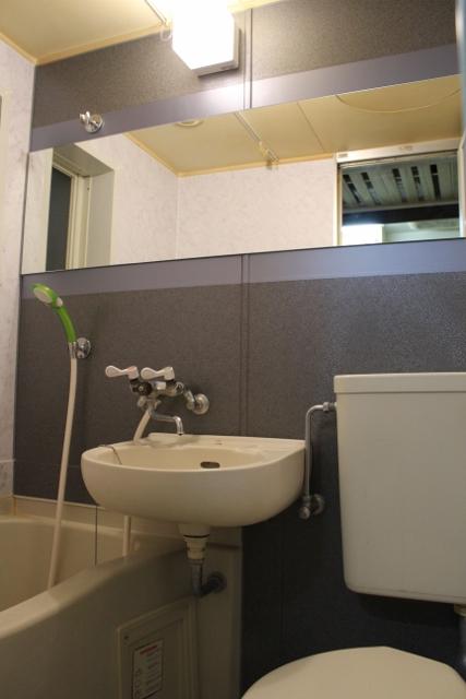 フルールN 浴室フィルム工事(サイバー系)