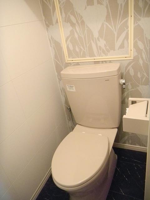 O邸 トイレ工事