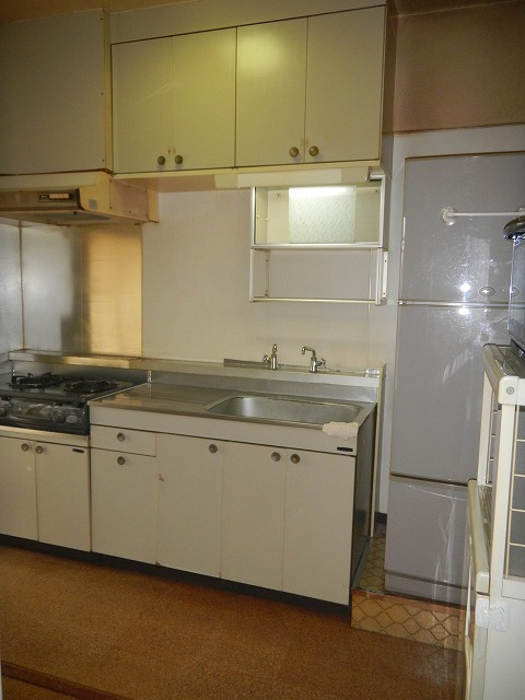 M様 キッチン工事