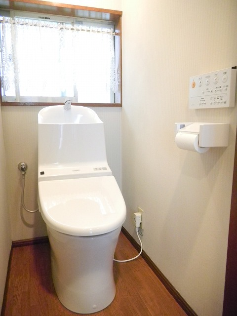 S邸 トイレ工事