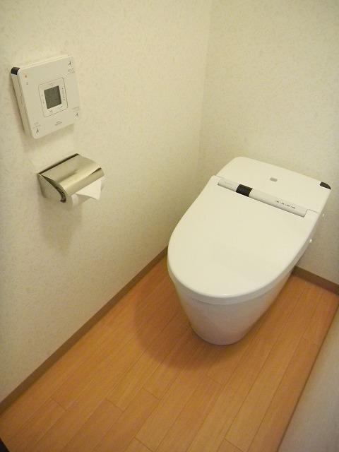 K邸 トイレ工事
