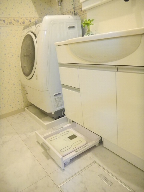 N邸 洗面所改装工事