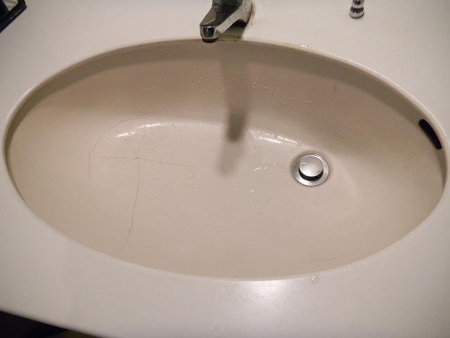 K邸 洗面台工事