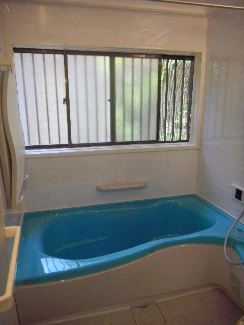 I邸 浴槽工事