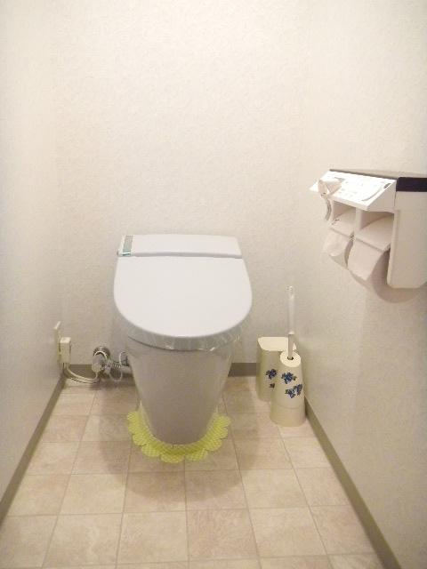 S様邸 トイレ工事