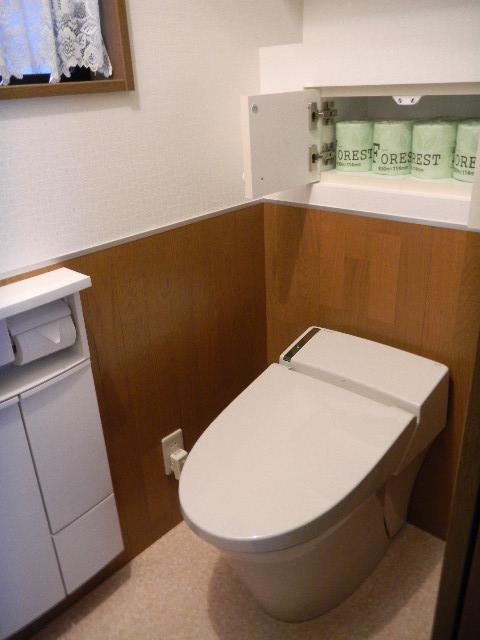 O様邸 トイレ工事