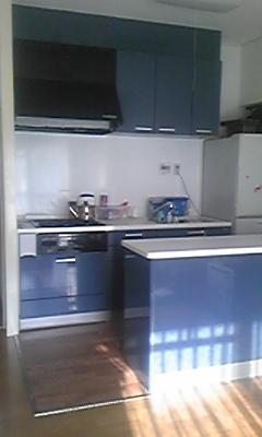 I様邸キッチン工事