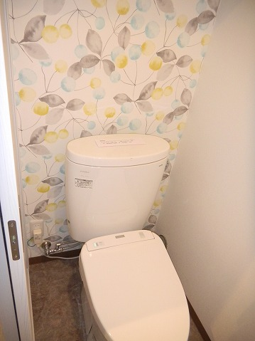 T様邸トイレ工事